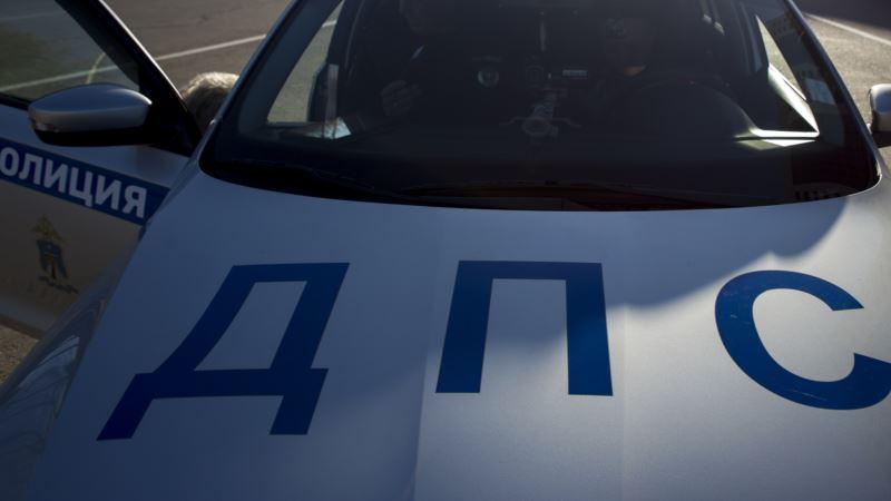 В Джанкойском районе столкнулись авто, пострадало два человека
