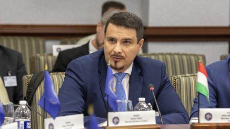 Президент ПА НАТО обсудил с украинской делегацией ситуацию в Крыму и на Донбассе