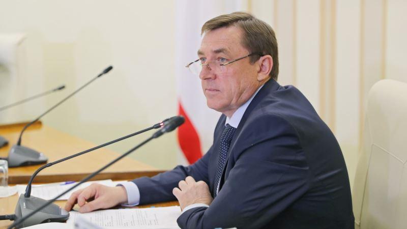 Гоцанюк отчитался о количестве прибывших в Крым