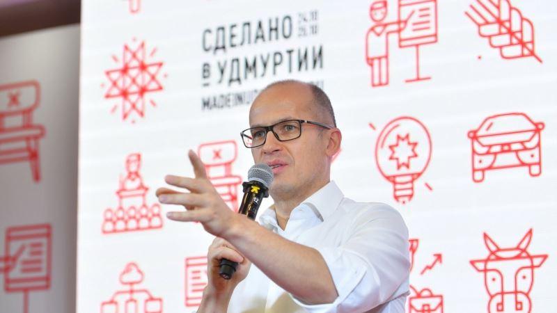 Россия: глава Удмуртии заразился коронавирусо