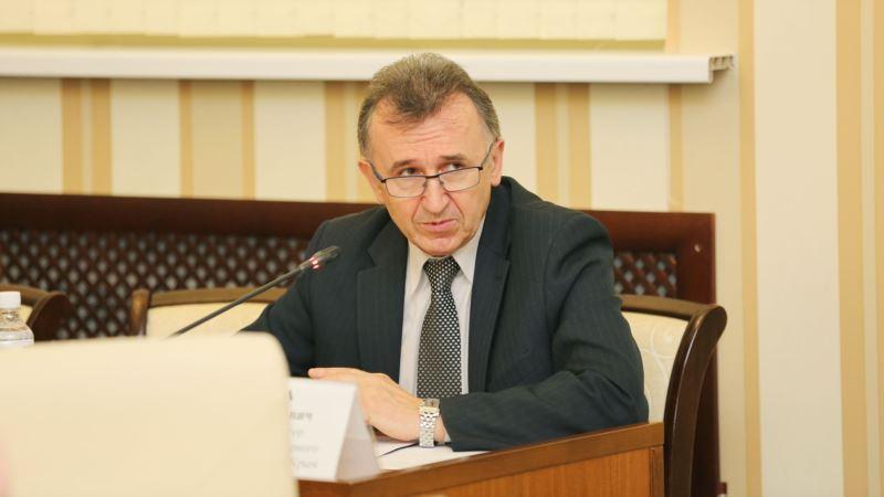 Экс-премьера Крыма и бывшего главу «Крымэнерго» Плакиду назначили аудитором