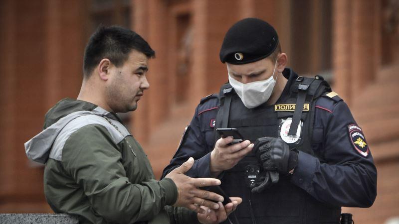 В России разработали систему отслеживания ношения масок