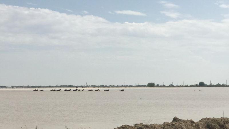 В Казахстане эвакуировали 22 тысячи человек из-за прорыва дамбы