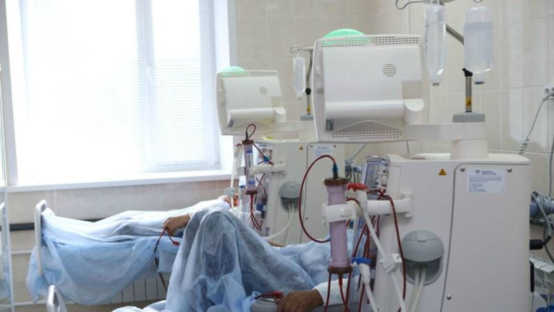 Пять пациентов с COVID-19 в Крыму находятся в тяжелом состоянии – власти