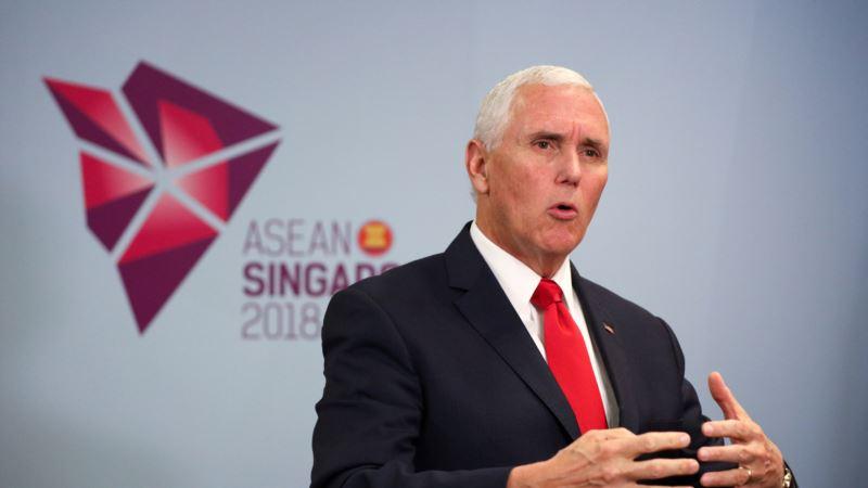 Помощник вице-президента США Пенса заразился коронавирусом