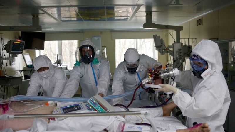 Россия: студенты-медики пожаловались на принудительную практику в коронавирусных больницах
