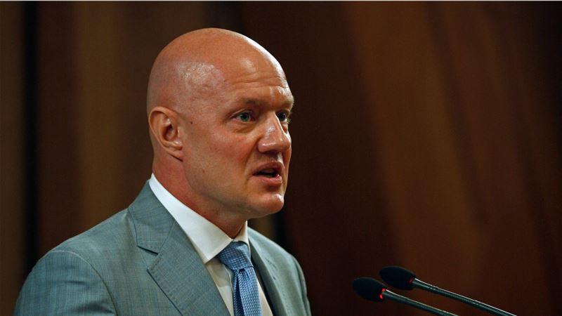 Суд в Москве продлил арест бывшему вице-премьеру Крыма
