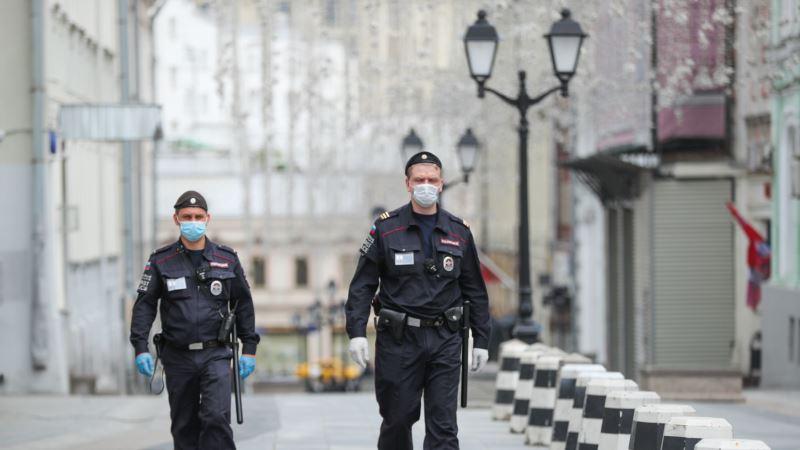 Россия: адвокаты и активисты задержаны на одиночных пикетах в Москве
