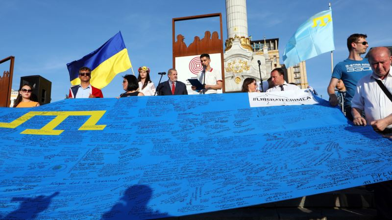 Посольство Украины в Турции призывает почтить память жертв геноцида крымскотатарского народа