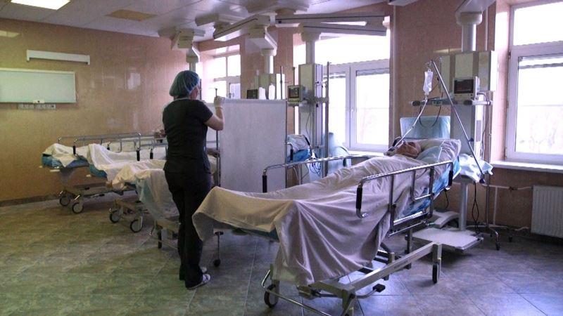В Крыму умер пожилой пациент с COVID-19 – власти