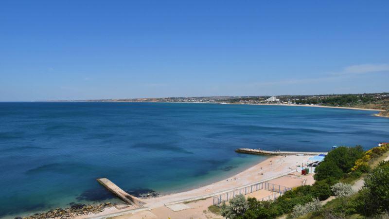 Аномальная жара: море у берегов Крыма прогрелось до +23