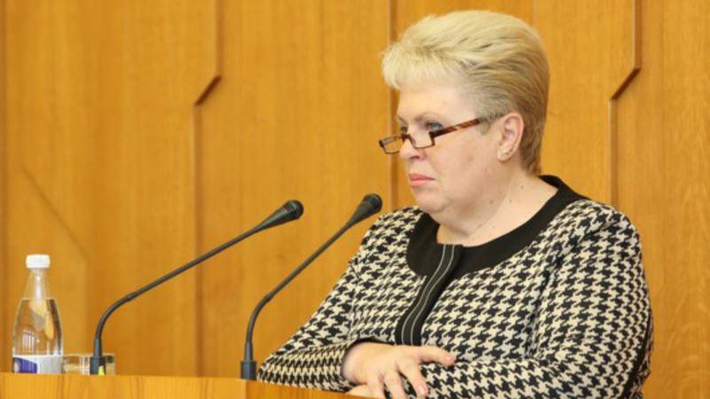 Экс-глава симферопольской администрации подала заявку на возвращение в крымский парламент