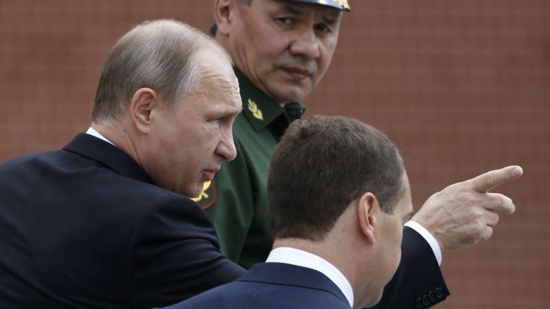 Американский журнал опубликовал статью Путина о Второй мировой войне