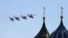 Аксенов передумал отменять военный парад в Симферополе