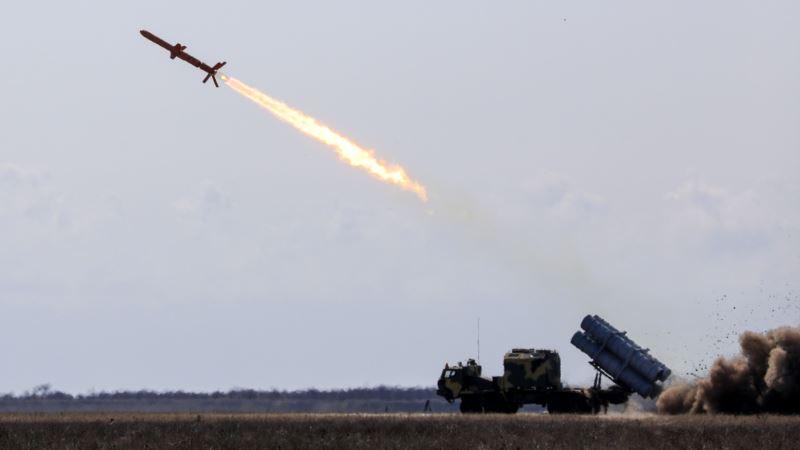 В Одесской области успешно завершились испытания ракетного комплекса «Нептун»