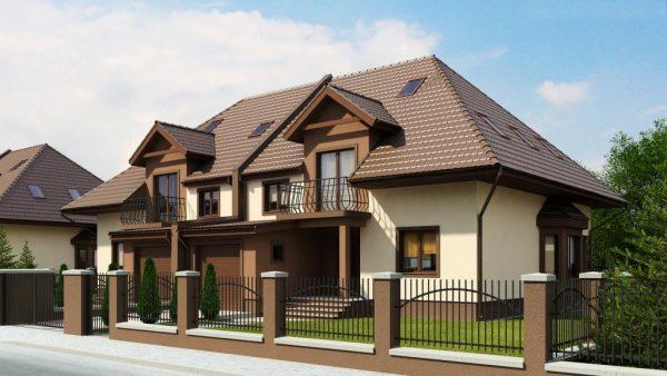 Профессиональное строительство домов и коттеджей