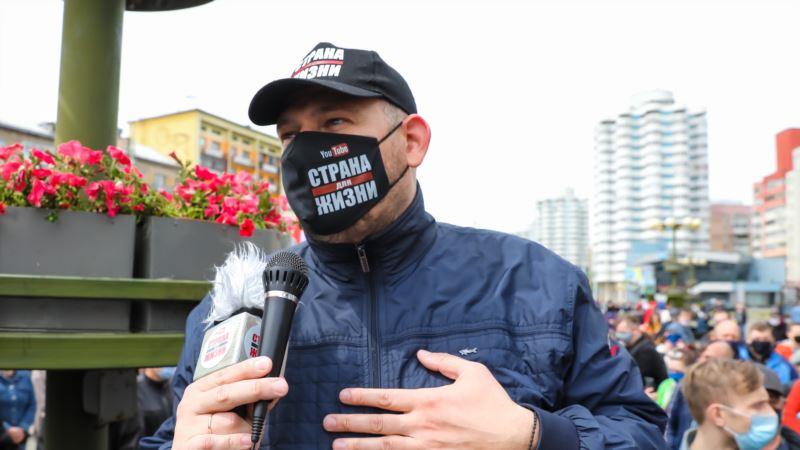 Белорусского блогера Тихановского оставили под арестом до выборов: он собирался идти в президенты