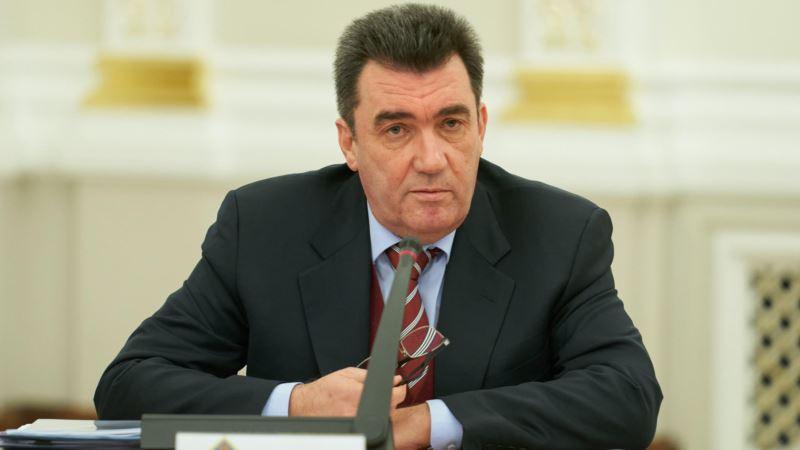 Украина не откажется от Крыма из-за войны на Донбассе – секретарь СНБО