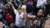 В Вашингтоне, Лондоне, Берлине проходят многотысячные протесты