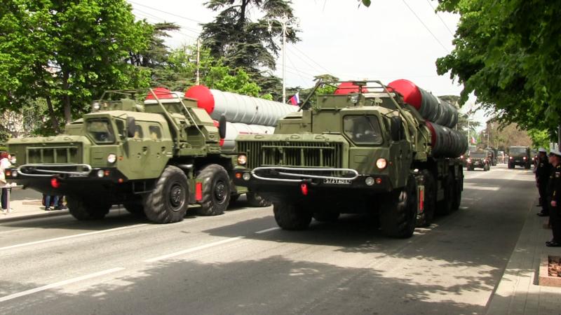 На следующей неделе в Севастополе перекроют дороги для репетиции военного парада