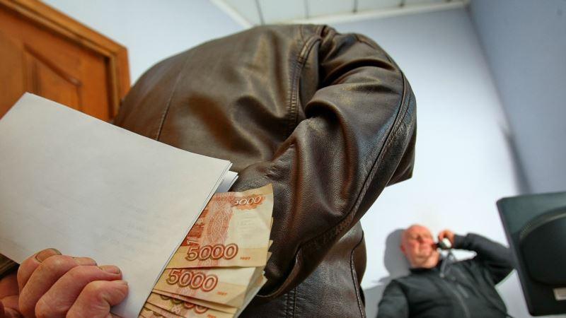 Экс-начальника водоканала Алупки обвинили во взяточничестве – Следком