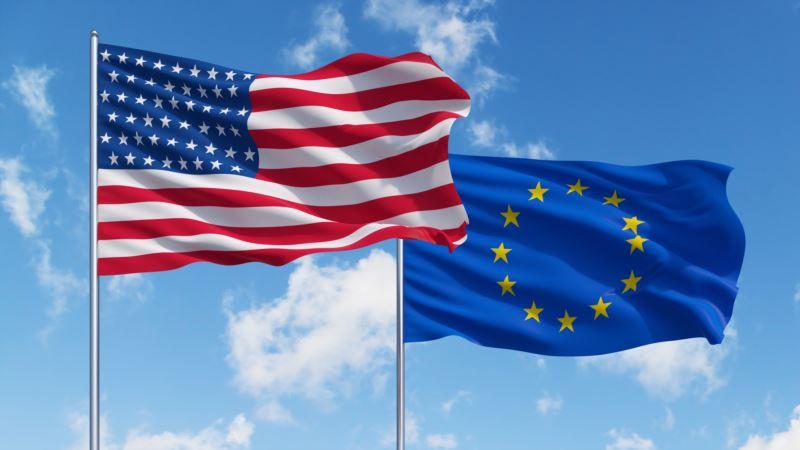Министры иностранных дел ЕС и США обсудили вопрос Украины