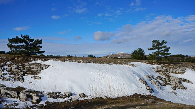 Власти Ялты ищут инвесторов для строительства крытой лыжной трассы