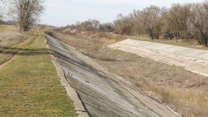 Россия может пойти на завоевание Северо-Крымского канала из-за засухи – Андреас Умланд