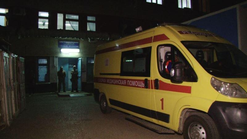 На автозаправке в Керчи взорвалось авто, один из пострадавших в тяжелом состоянии