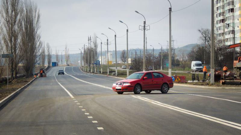 В Керчи на дорожную разметку потратят почти 2 млн рублей