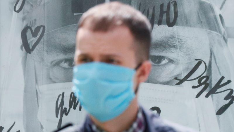 Украина установила новый рекорд заболеваемости COVID-19