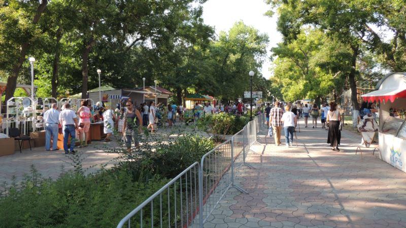 Жителей Керчи просят не посещать парки, скверы и набережную