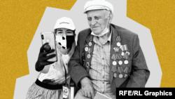 В Керчи сначала пригласили, а потом забыли забрать на парад 96-летнего ветерана (+видео)