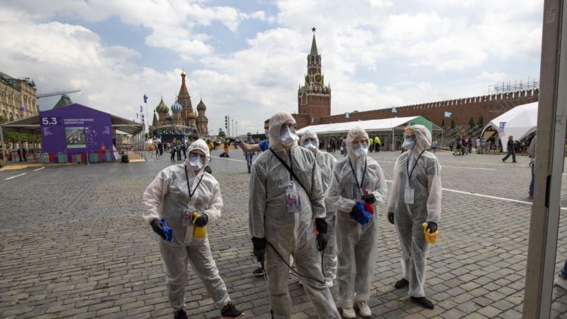 С начала эпидемии COVID-19 в России умерли более шести тысяч человек