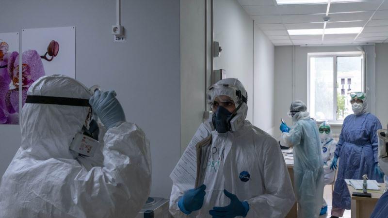 Россия: мэр одного из городов в Сибири госпитализирован с коронавирусом
