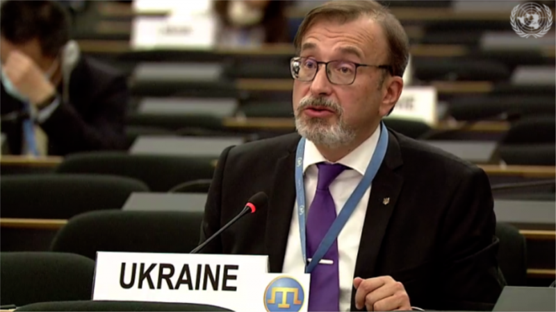 Посол Украины призвал ООН перейти к «решительным действиям» против России из-за Крыма