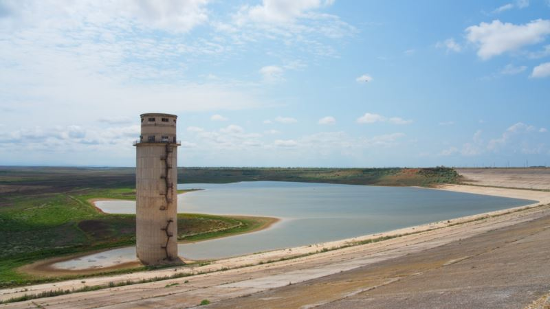 В водохранилищах Крыма уменьшилось количество воды, несмотря на ливни – синоптики