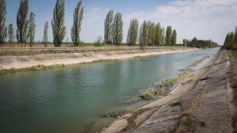 Власти Крыма рассказали, как используют Северо-Крымский канал