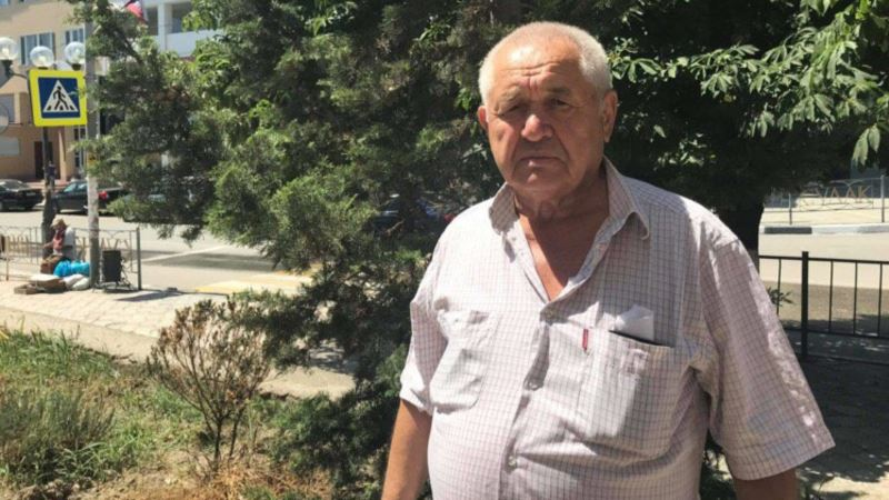 Судак: суд перенес заседание по делу крымскотатарского активиста Аметова