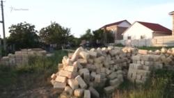 Жители Симферополя просят Путина закрыть мусорную станцию в Каменке (+видео)