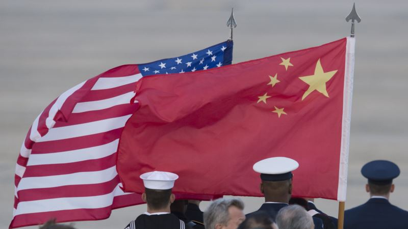 Более 100 дипломатов США вылетели в Китай