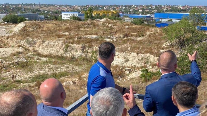 Российский «куратор» Крыма приехал на полуостров с проверкой (+фото)