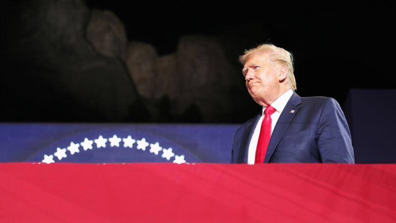 США: Дональд Трамп заявил об угрозе «леворадикального фашизма»