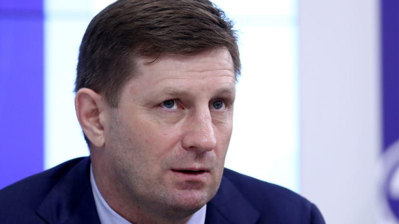 В России по подозрению в убийствах задержали губернатора, который выиграл выборы у ставленника Кремля
