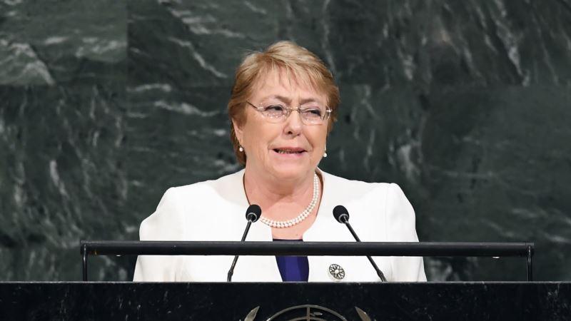 В Крыму продолжаются преследования, пытки и давление на свободные СМИ – Верховный комиссар ООН по правам человека