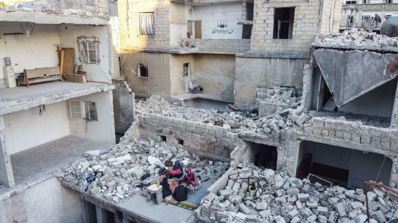ООН: росийские авиаудары по Сирии можно считать военными преступлениями