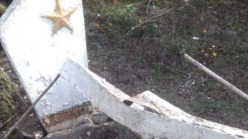 Севастопольца будут судить по обвинению в повреждении могилы неизвестного солдата