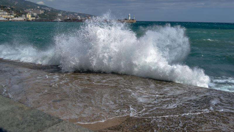 Ветер и холодное море: синоптики рассказали о погоде на выходные в Крыму