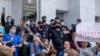 Во Владивостоке задержали участников акции солидарности с протестами в Хабаровске