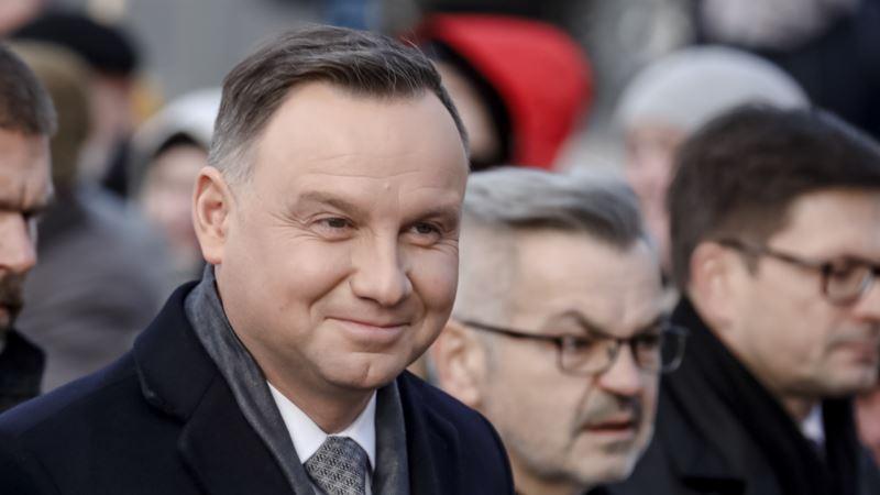 Во втором туре президентских выборов в Польше победил Анджей Дуда – избирком